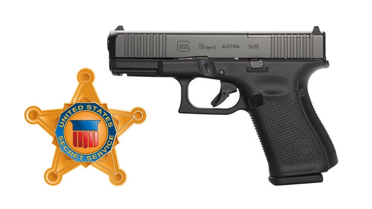 US Secret Service Goes With Glock