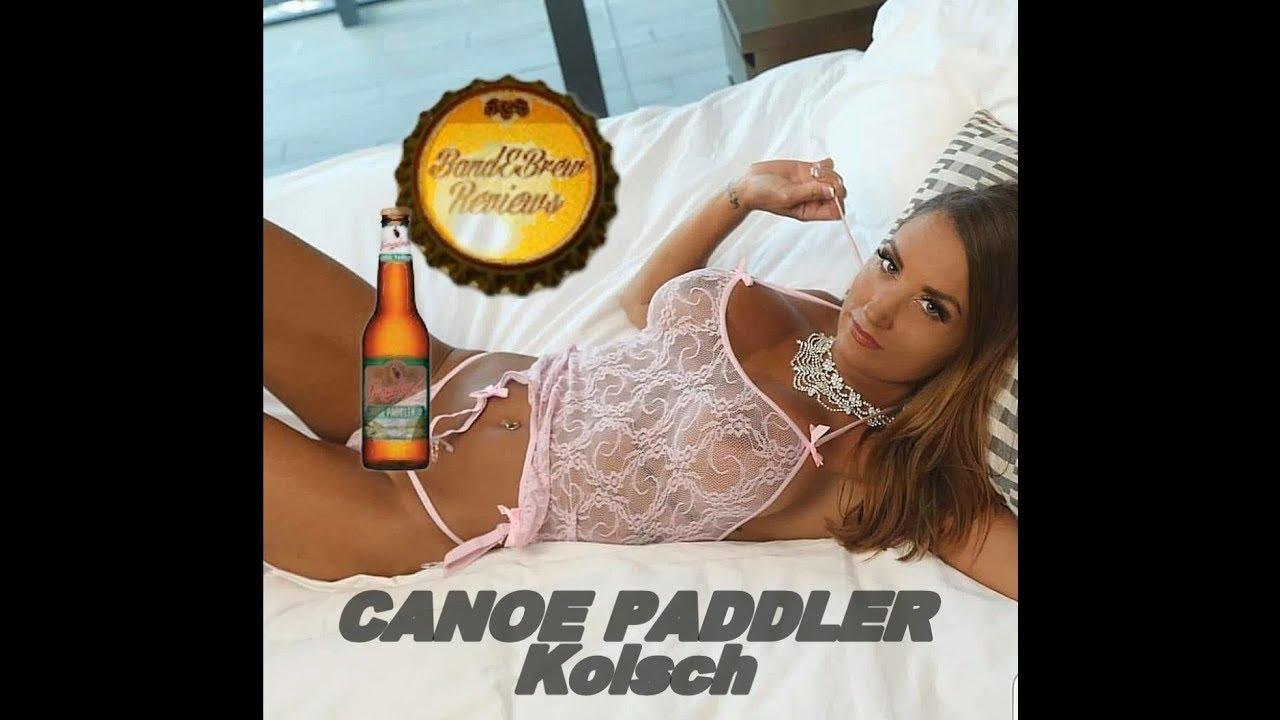 Canoe Paddler Kolsch