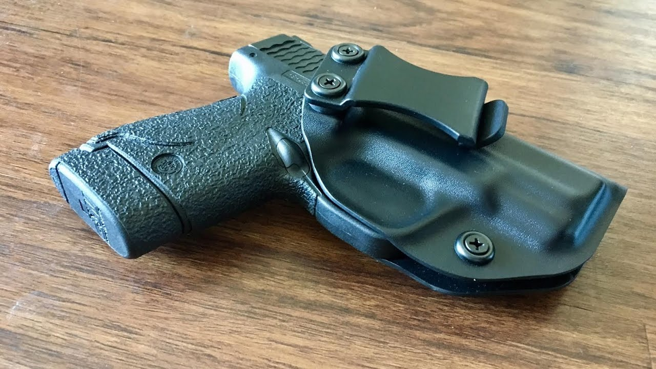 IWB Holster Review | M&P Shield 9mm | Concealment Express