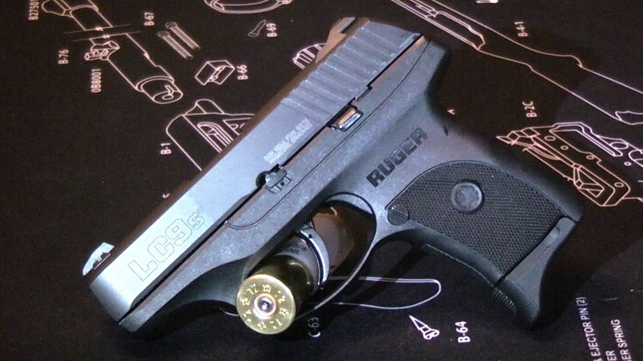 Ruger LC9s/LC9s Pro - What the original LC9 should have been.