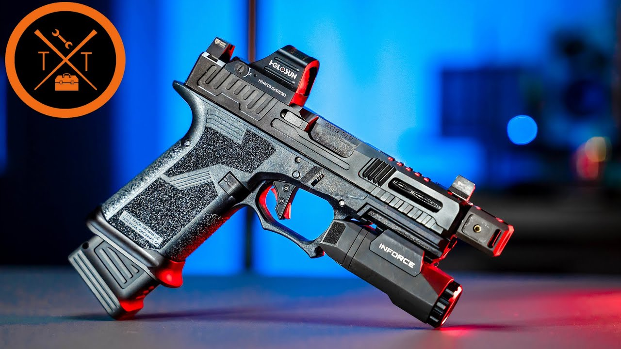 Is this Custom Glock 19 the LAST You'll Ever Want? (w/Links in Description)