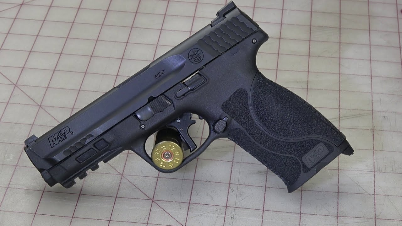 Trying an Apex Flatty Trigger in S&W M&P M2.0
