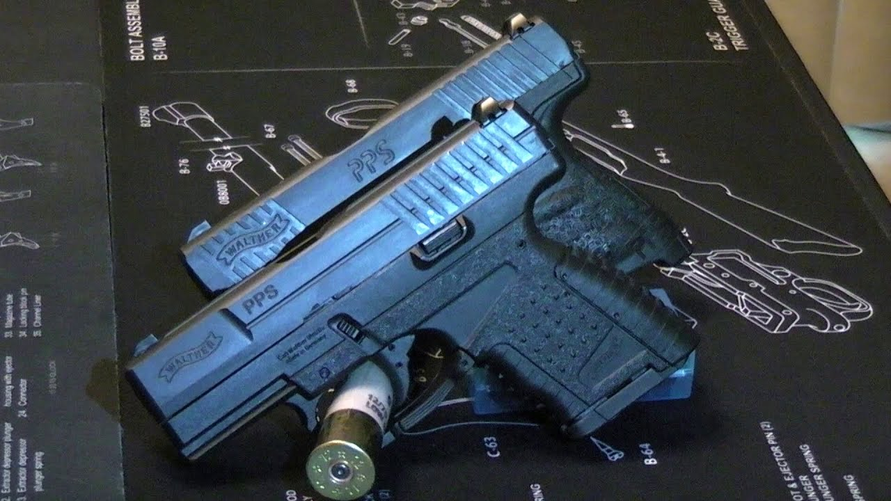 Walther PPS M2 EDC Excellence