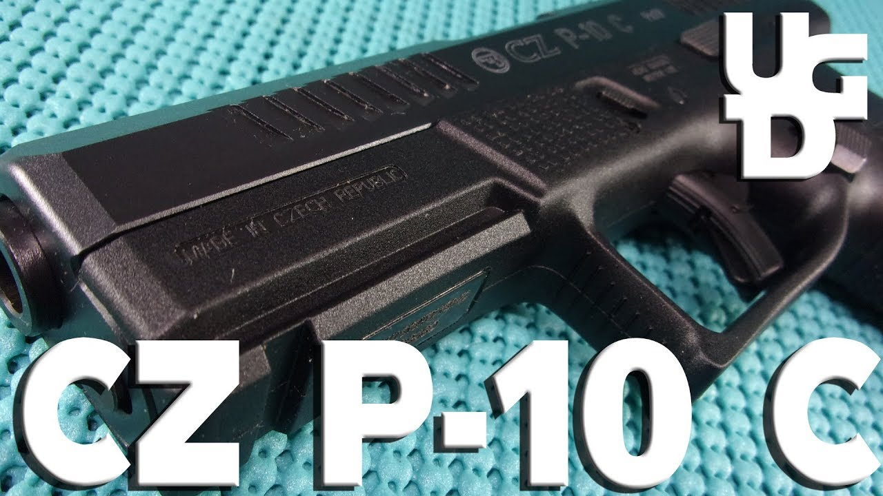 CZ P10 C 1st Look Review, the More Better Glock