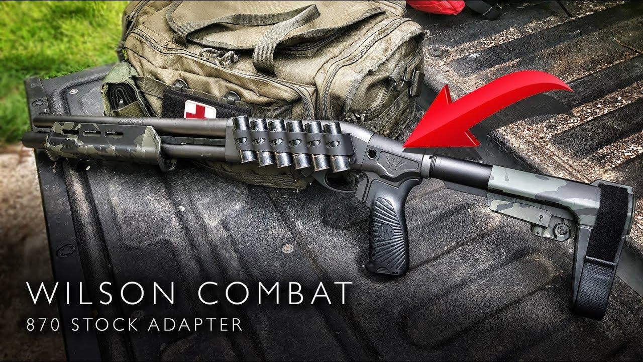 Wilson Combat + Tac 14