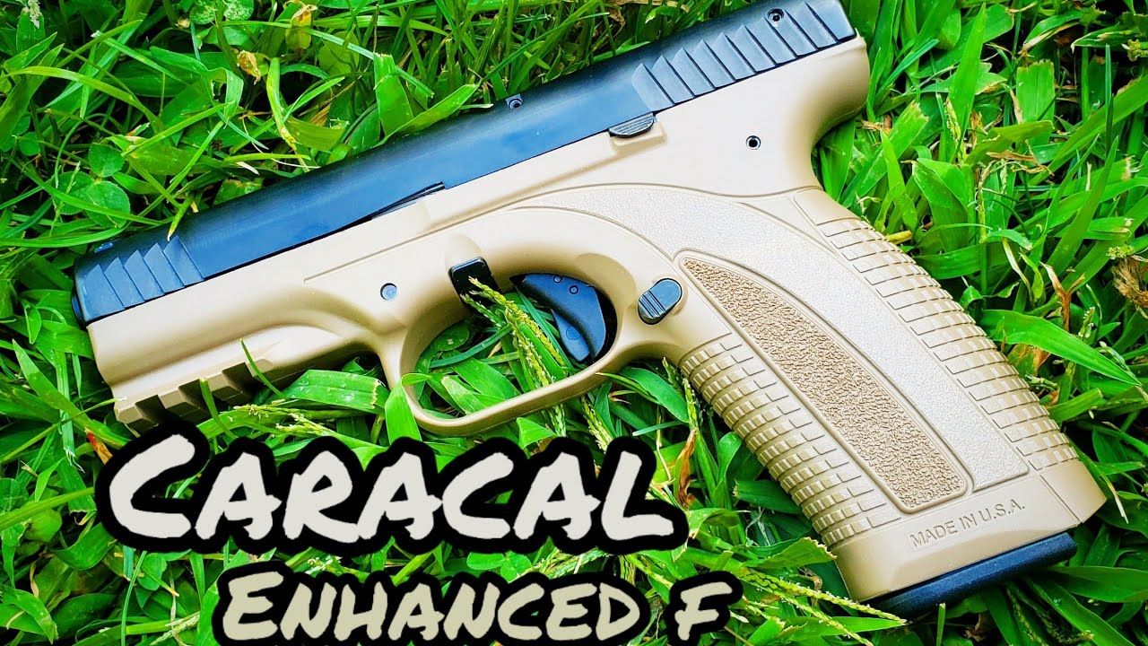 Caracal Enhanced F: I'm not sure about this.