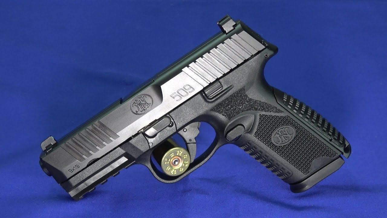 The New FN 509 Midsize is Here!