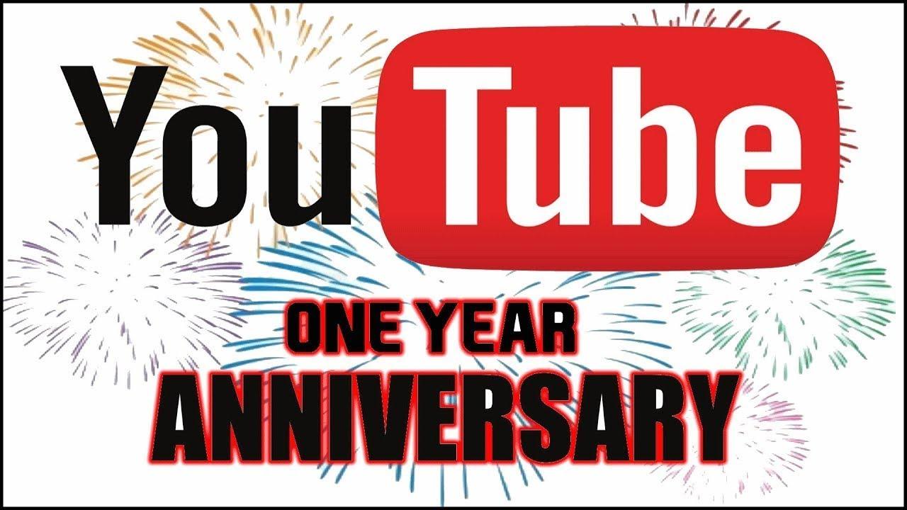 1 Year On Youtube !!