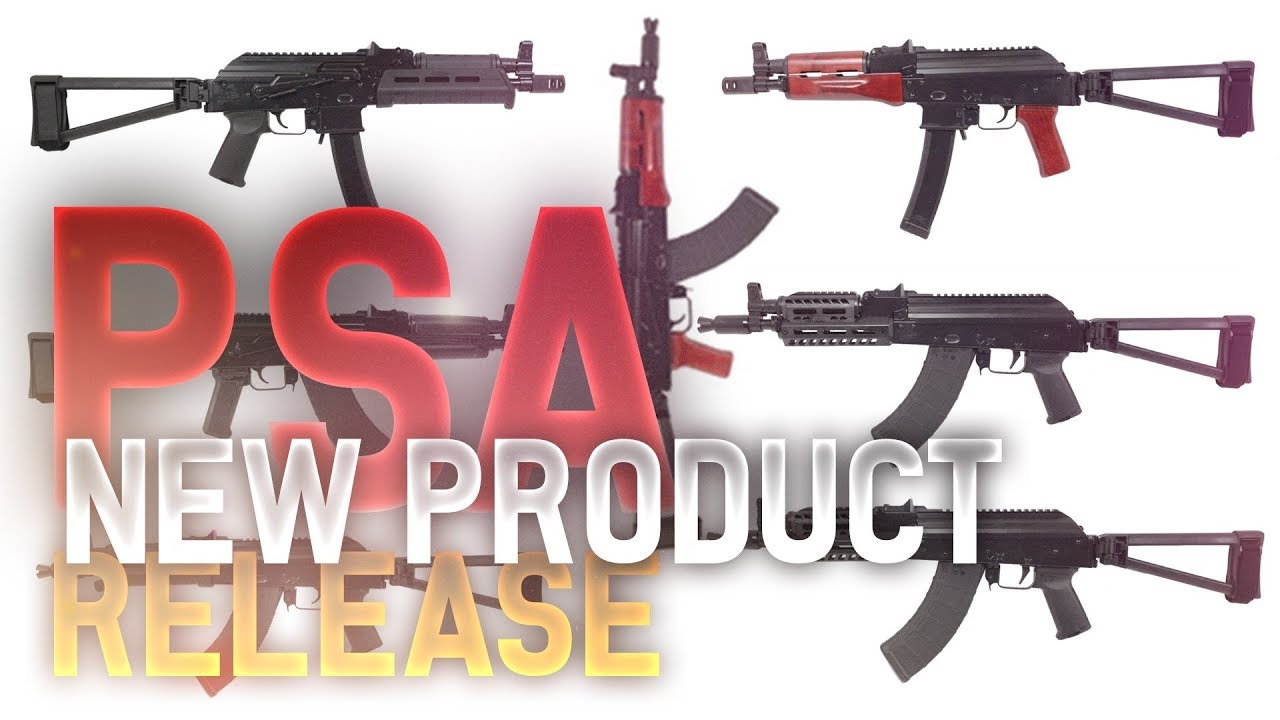 PSA Product Release