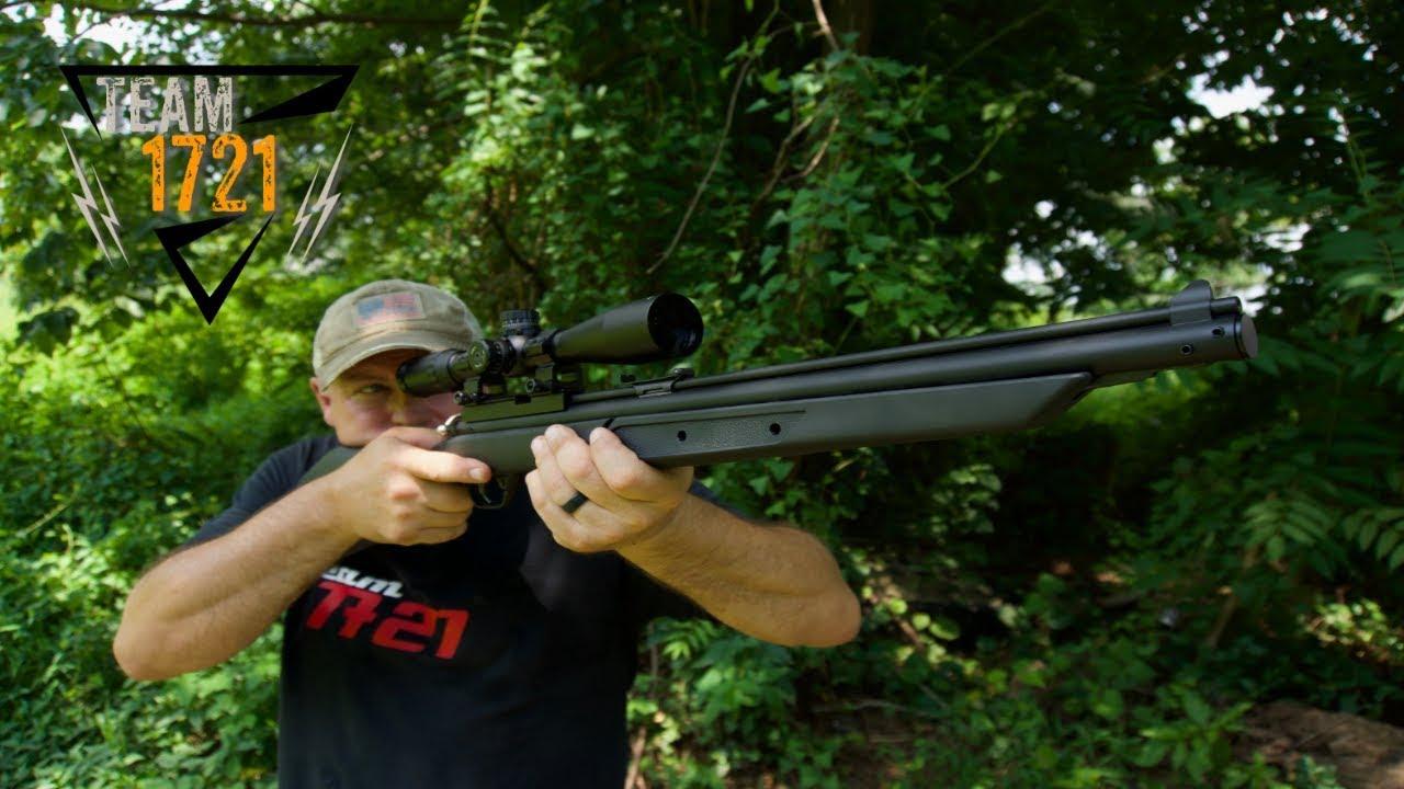 The New Benjamin 397S (.177 caliber)