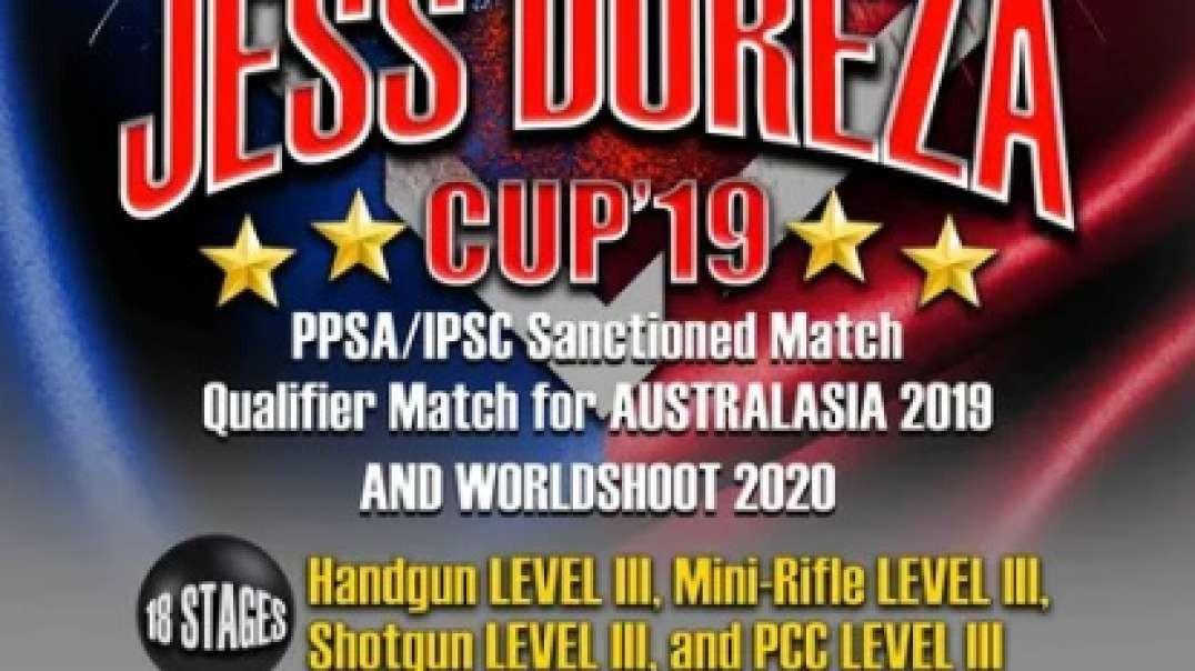 Arjay Talosig - Jess Dureza Cup 2019 - Compilation Stage 1-18