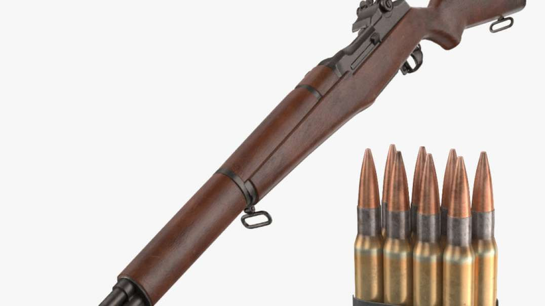 How to load the M1 Garand the US Army way