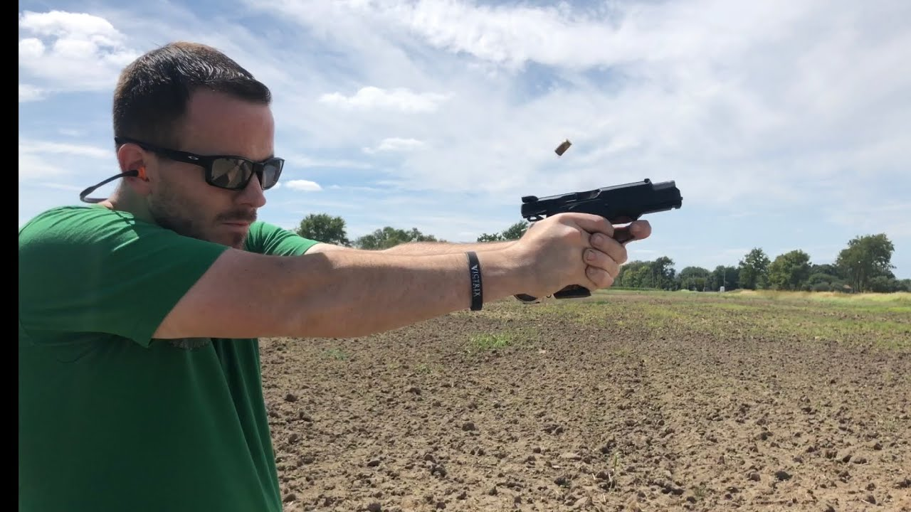 CZ P01 Omega At The Range Review