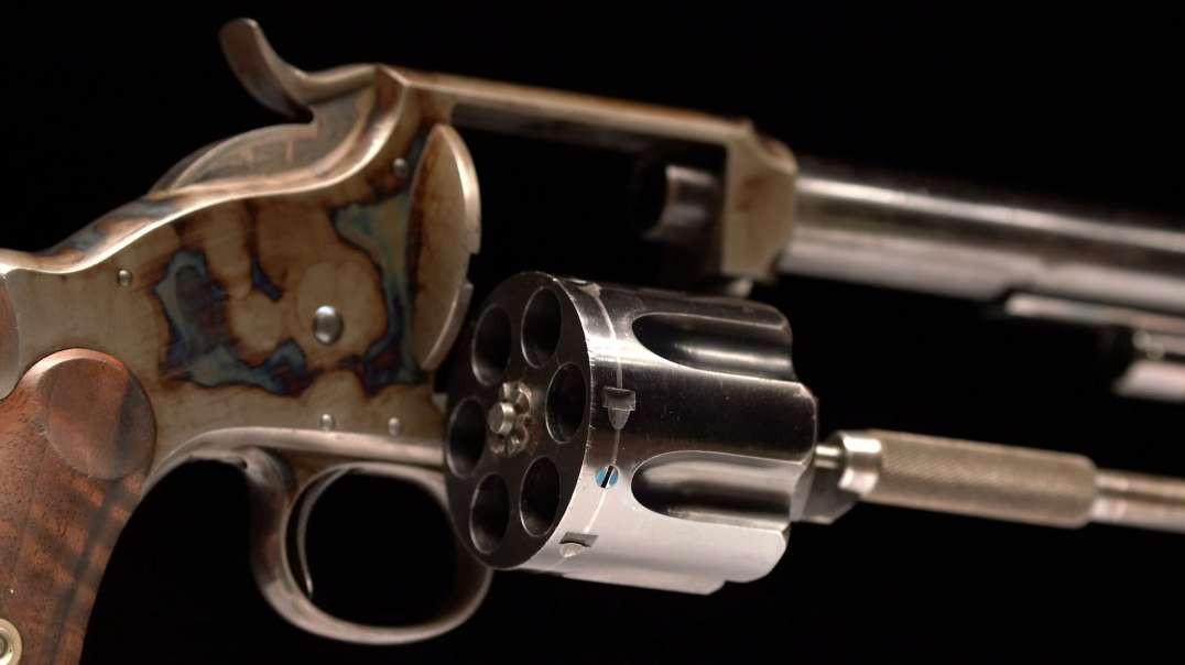 The Winchester 1876 Centennial Revolver And The Gentlemen's Agreement