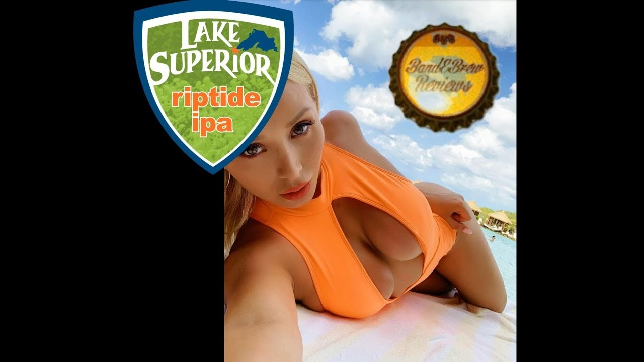 Riptide IPA from Lake Superior Brewing