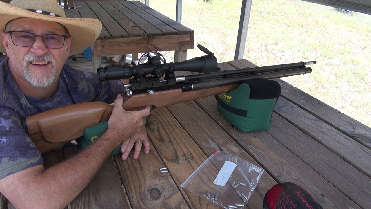 Big Bore Air Rifles The Series Part  6