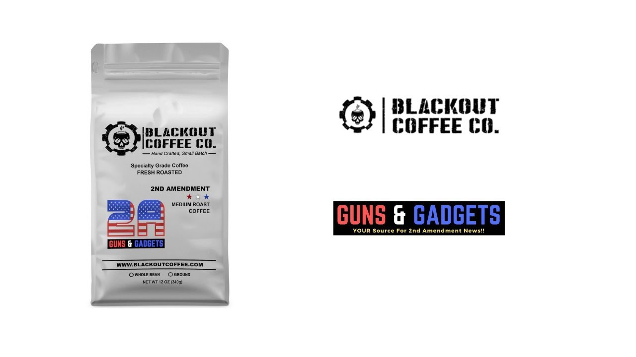 Guns & Gadgets Coffee? YUP!