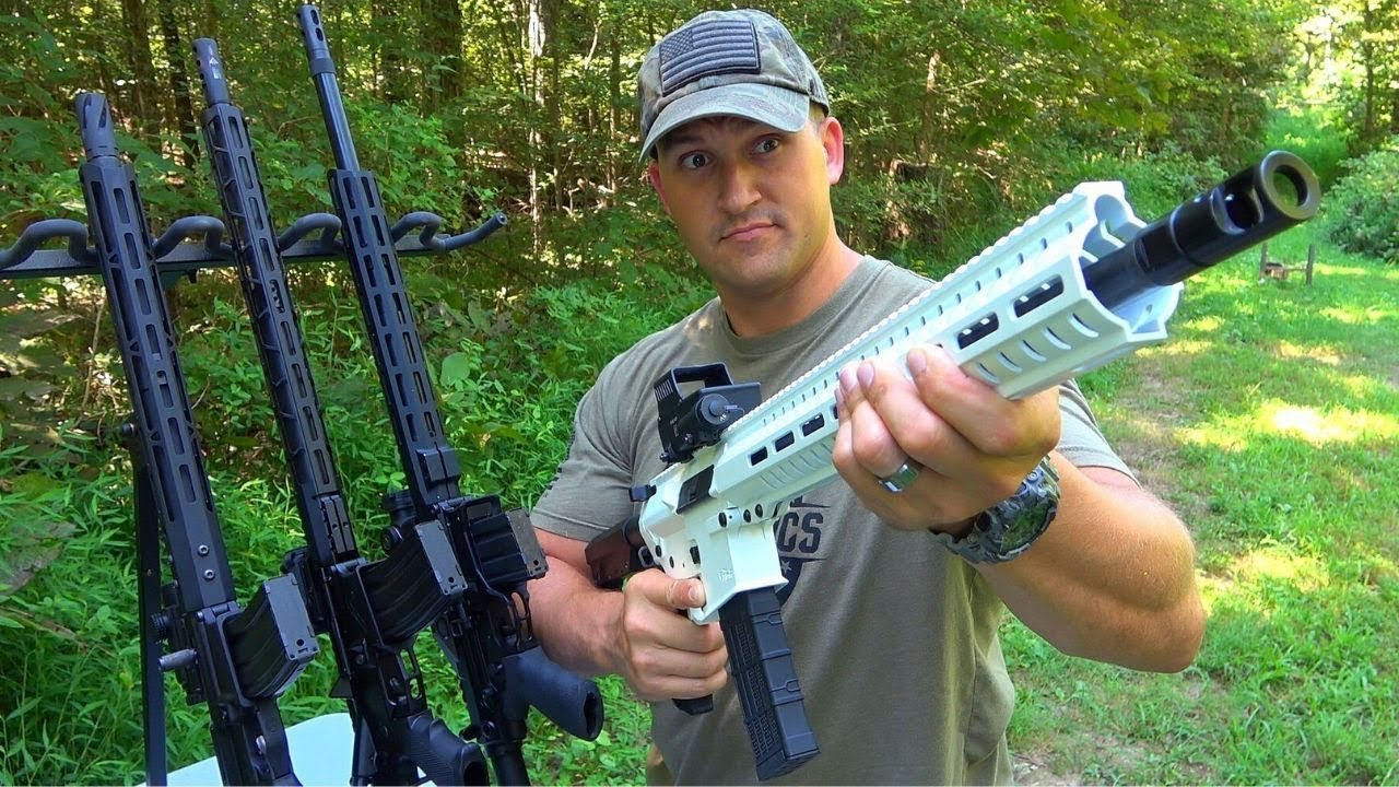 The Most Powerful AR-15s In The World ???
