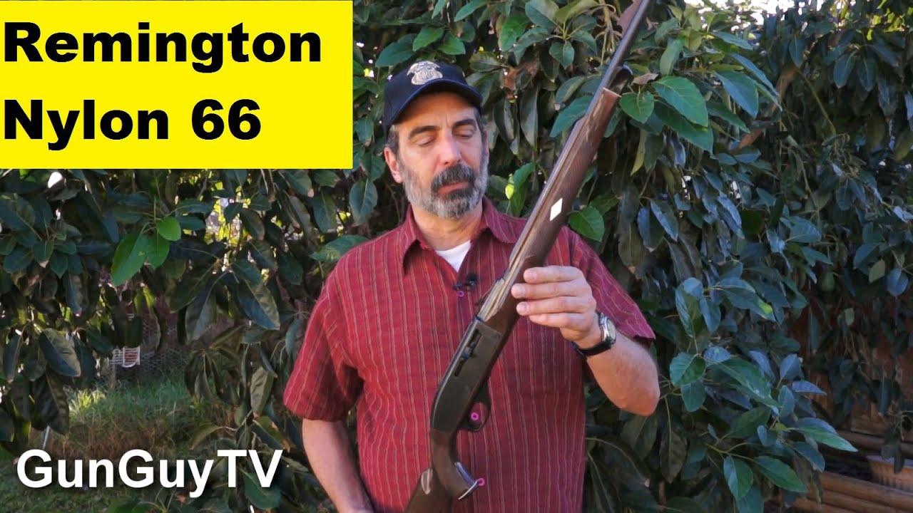 Remington Nylon 66 History and Review