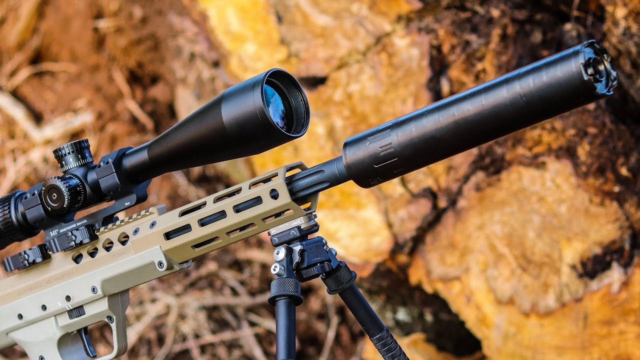 CGS Group Hyperion: Is This The Quietest Rifle Suppressor?