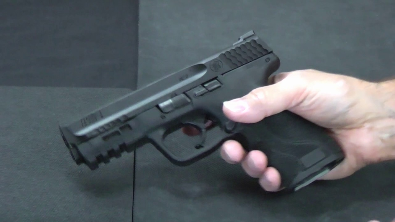 It's here! The S&W M&P M2.0 in 9mm