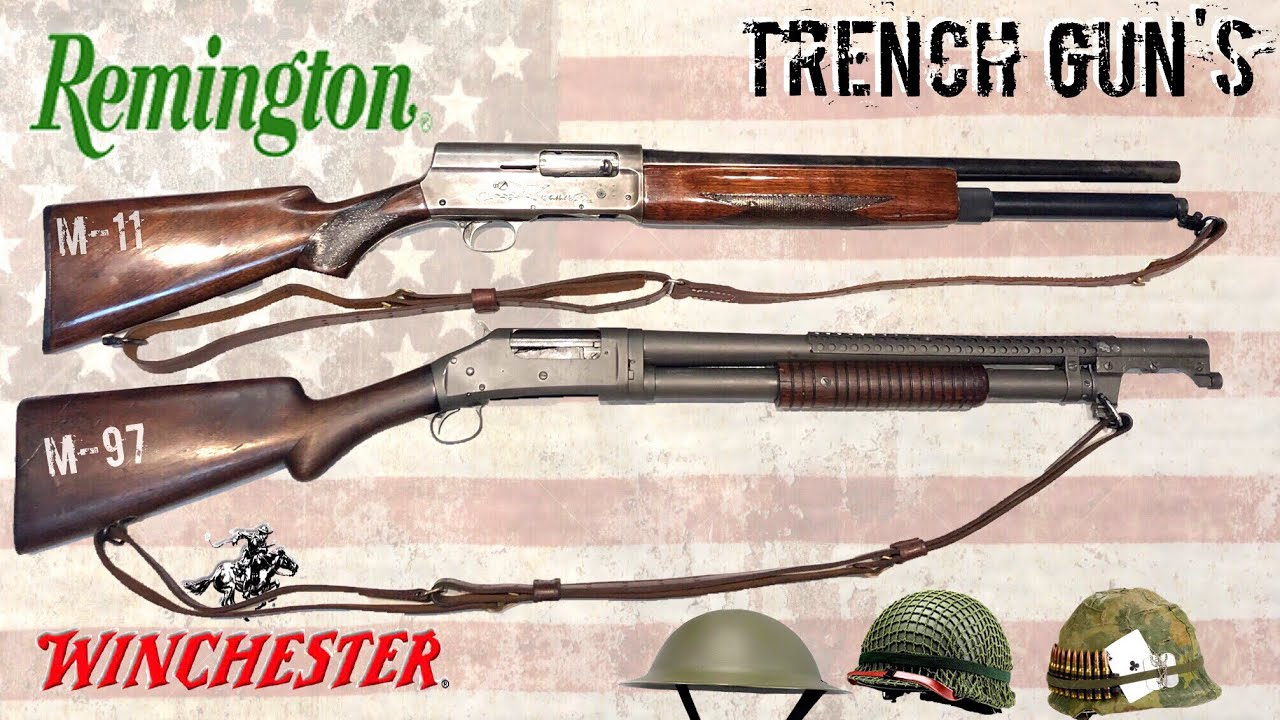 So Why Didn't The Military Use Auto Loading Shotguns For There Trench Gun's ?