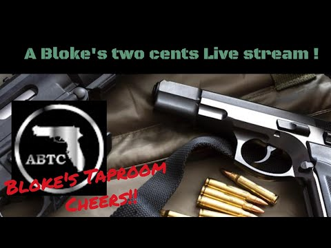 Bloke's Taproom second live chat!!
