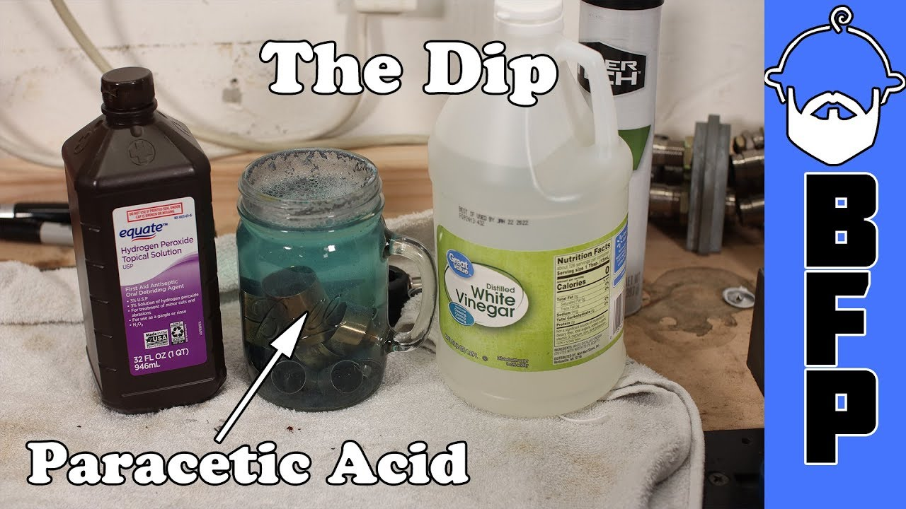 The Dip- Silencer Cleaning