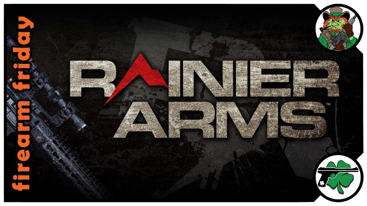 Rainier Arms Interview - Firearm Friday Podcast