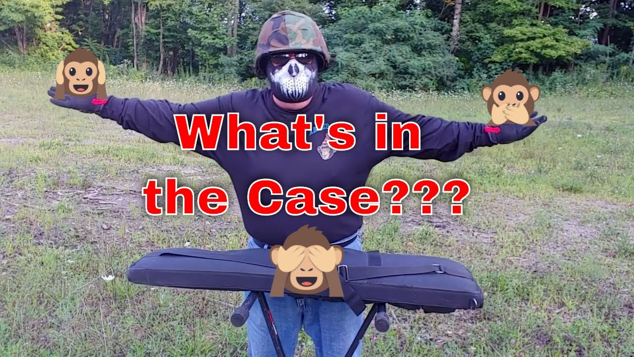 What's in the CASE? And we have a WINNER!!!