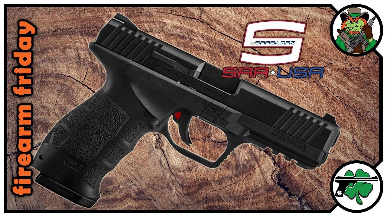 Sar USA On Firearm Friday