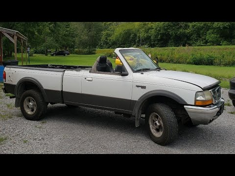 Ford Ranger Convertible