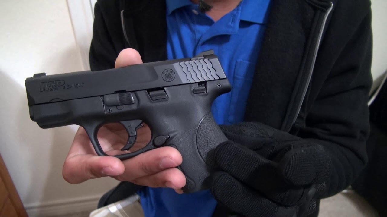 Smith & Wesson M&P Shield 9mm Quick Look