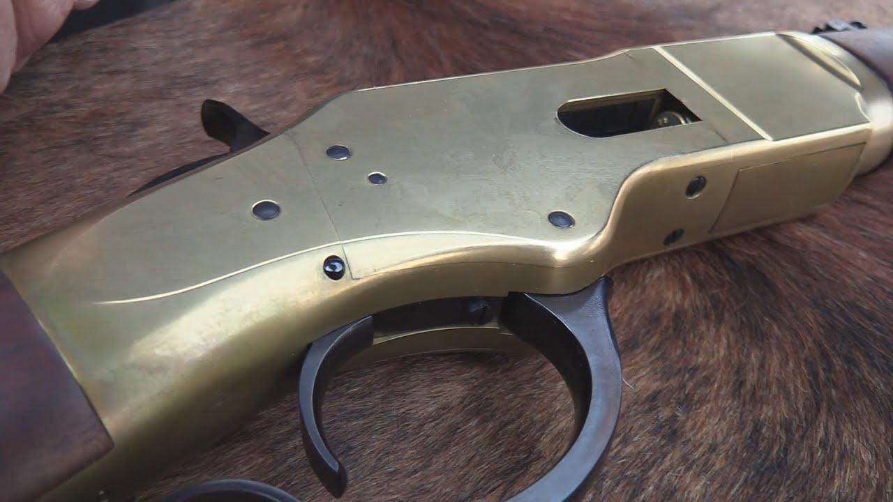 Winchester Model 1866 Big Game Hunt