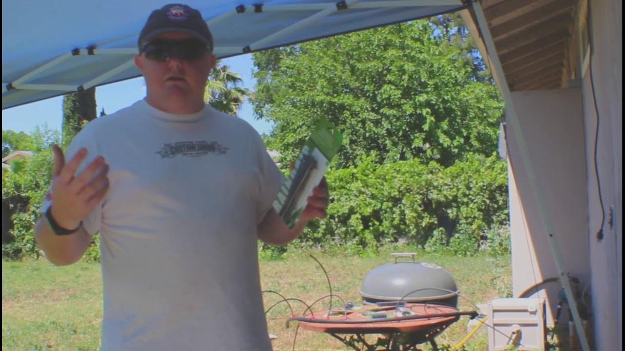 DIY Self Watering Garden Irrigation System Part 2