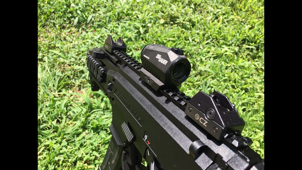 Sig Sauer Romeo5 Red Dot Review