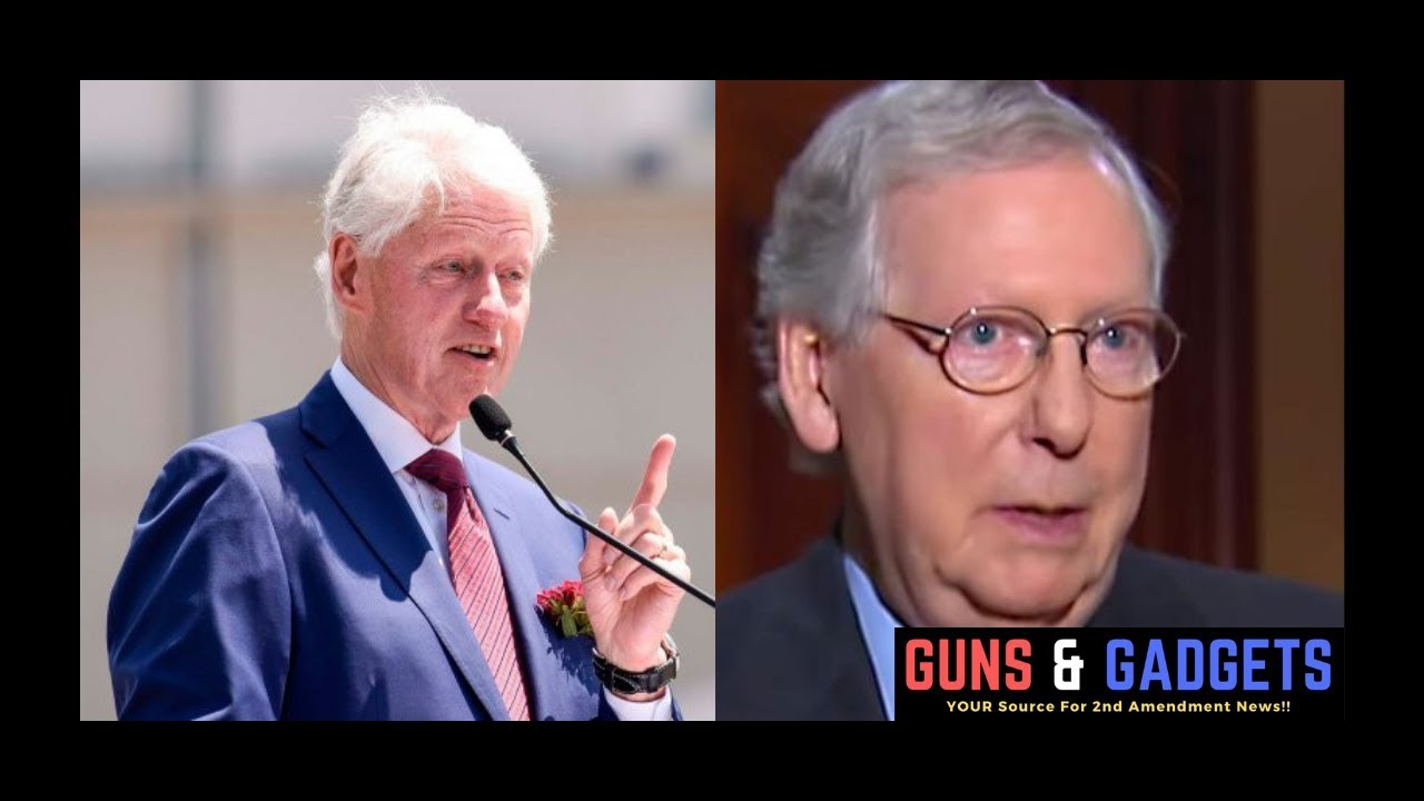 Mitch McConnell: Assault Weapons Ban Is On The Table