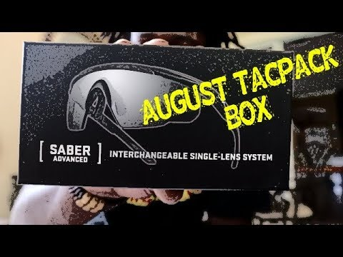 AUGUST TAC PACK REVIEW