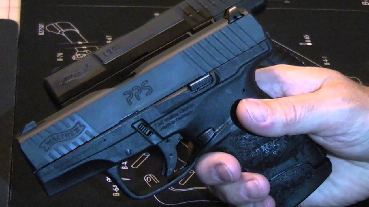 Walther PPS M2 Recall 2018