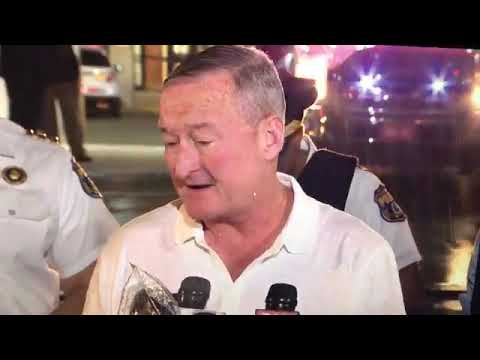 Philadelphia Mayor Calls for Gun Control After Criminal Drug Dealer Shoots At Police