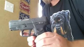 Taurus PT111 G2 After 2000 Rounds
