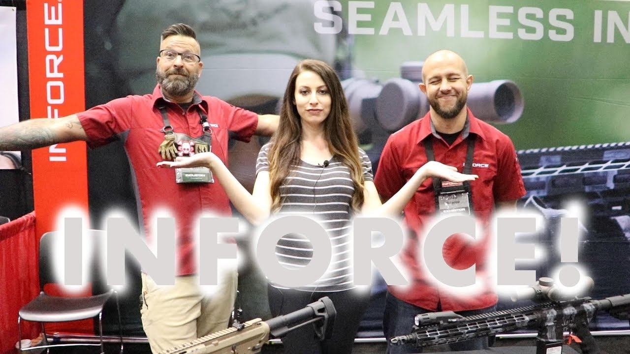 What's New At Inforce?