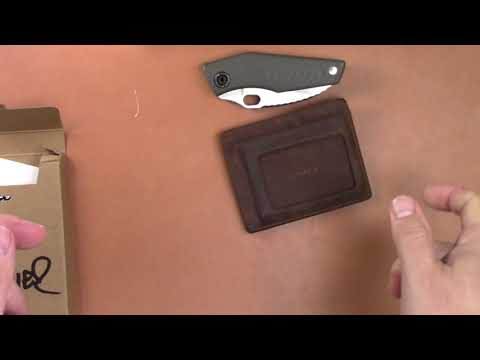 Popov Leather Flat Wallet Review