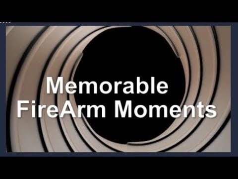 Memorable Firearm Moments are Locked & Loaded