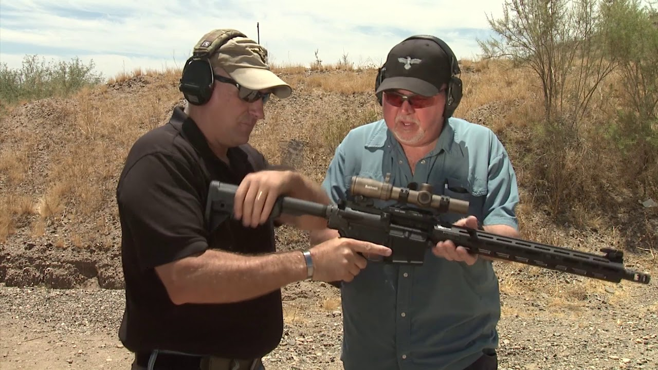 How-To Perform the Non Standard Response Drill with an MSR
