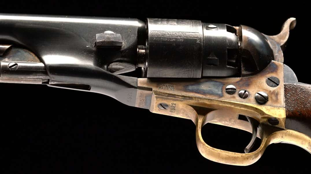 Colt Revolvers: Time Capsules of High Condition