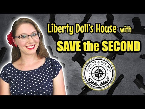 Liberty Doll's House with Save the Second