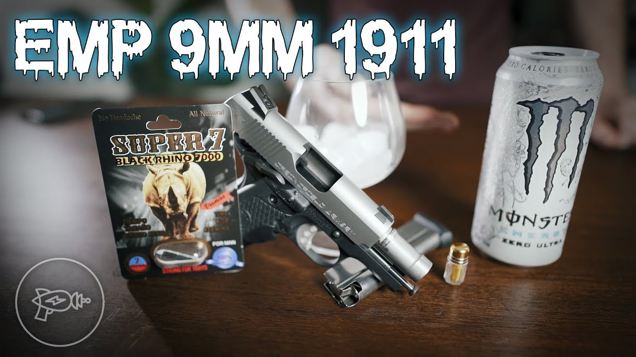 TWO WORLD WARS in Your Pants? Springfield Armory EMP 1911 9mm [Review]