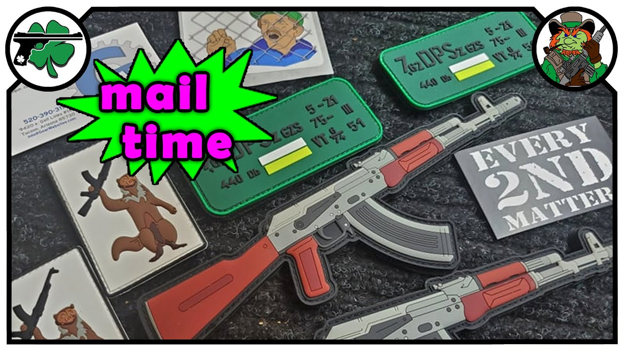 Mail Time LIVE! - Kalash Patch Batch