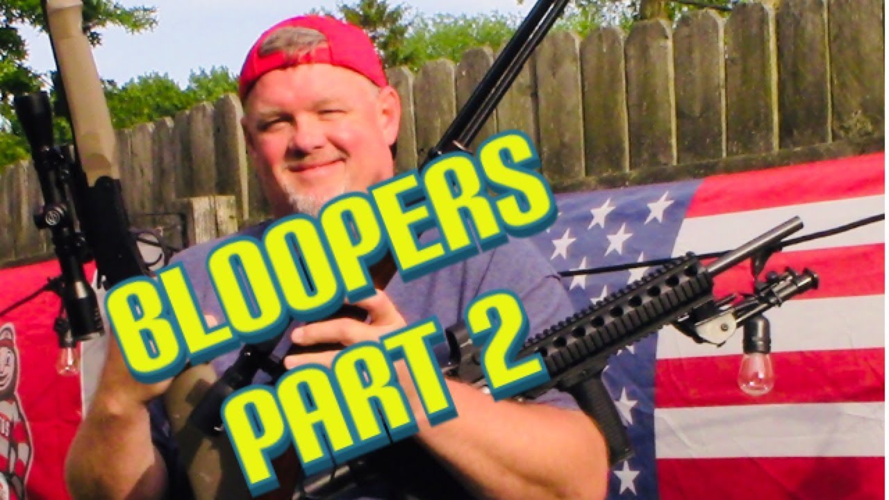 Best of Bloopers with Todd the Gun Guy
